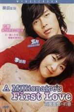 Nonton Streaming Download Drama A Millionaire's First Love (2006) Subtitle Indonesia