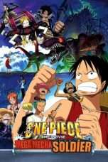 Nonton Streaming Download Drama One Piece: Giant Mecha Soldier of Karakuri Castle (2006) gtr Subtitle Indonesia