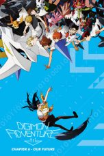Nonton Streaming Download Drama Digimon Adventure Tri. – Chapter 6: Future Subtitle Indonesia