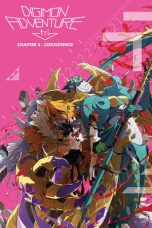 Nonton Streaming Download Drama Digimon Adventure Tri. – Chapter 5: Coexistence (2017) Subtitle Indonesia