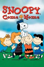Nonton Streaming Download Drama Snoopy, Come Home (1972) jf Subtitle Indonesia