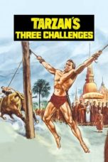 Nonton Streaming Download Drama Tarzan's Three Challenges (1963) jf Subtitle Indonesia
