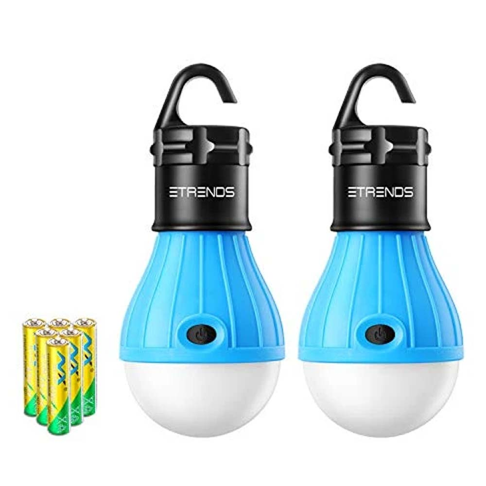 E-Trends Portable LED Camping Lights