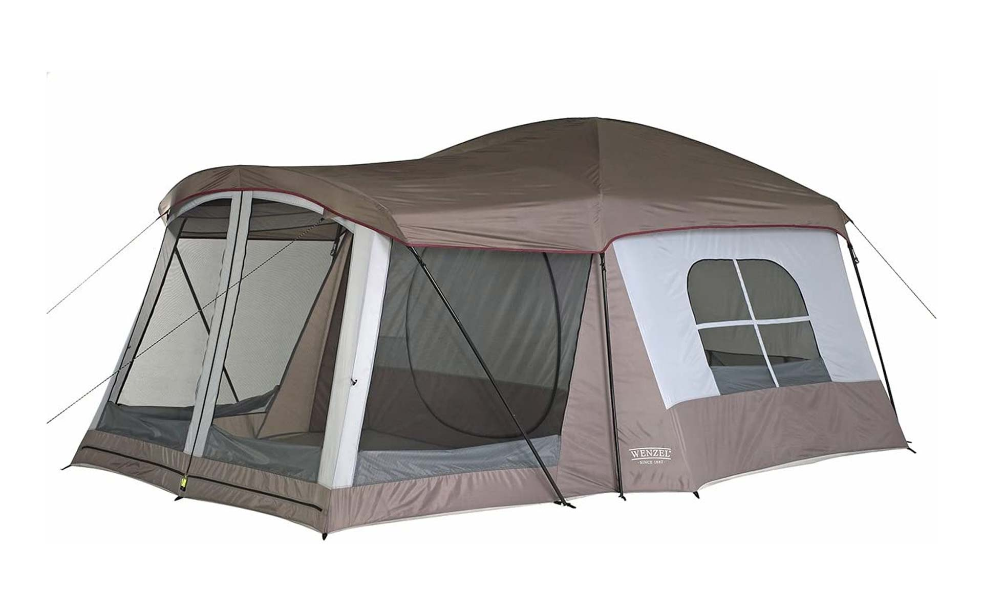 Wenzel Klondike 8-Person Camping Tent Review