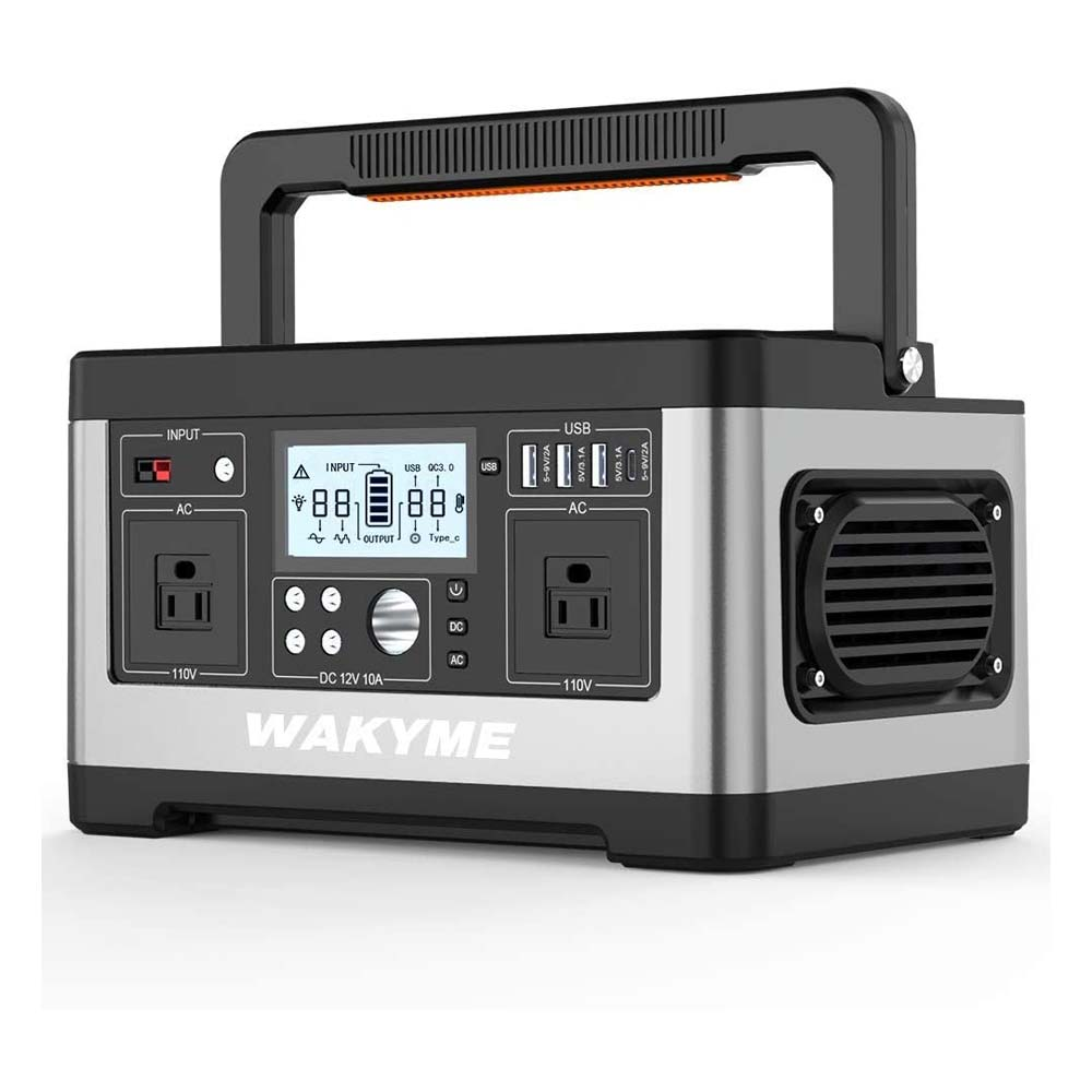 WAKYME 520Wh Portable Power Station