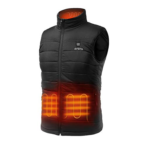Heated Vest for Camping