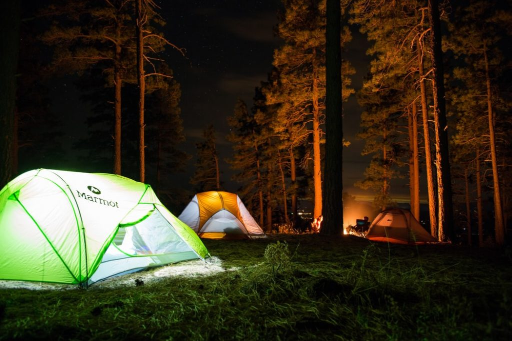 How to start camping