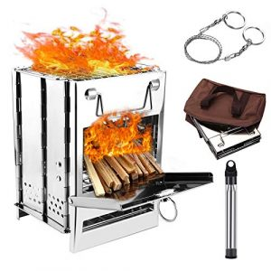 Best Camping Wood Stoves