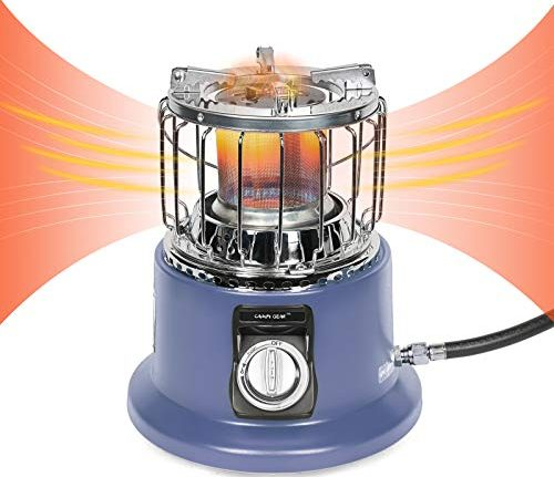 Best Tent Heaters For Winter Camping