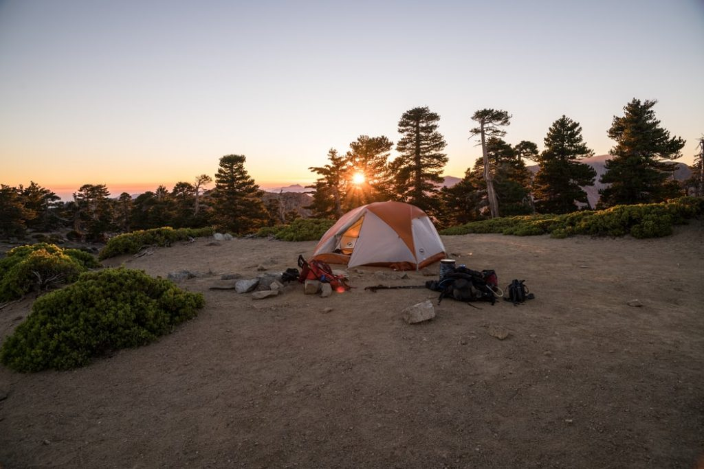 How to Camp in the Summer