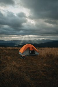 Location for Rain camping