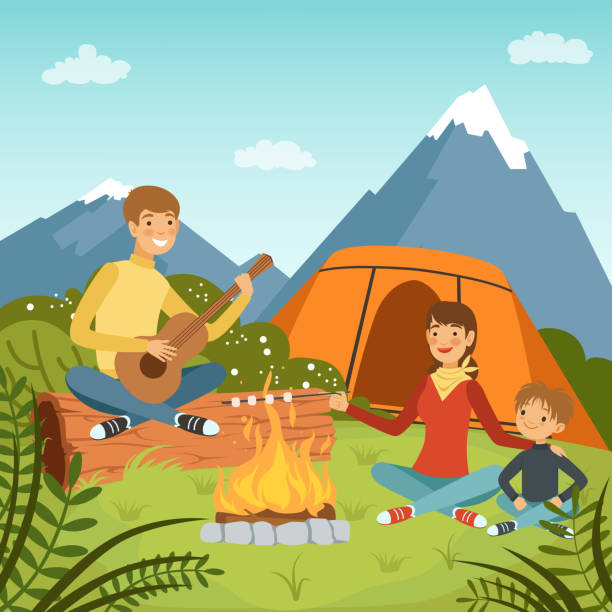 Camping Activities with your kid