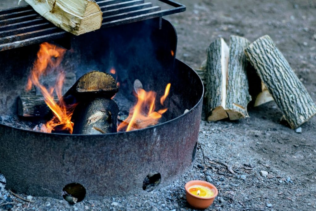 Coals and Logs