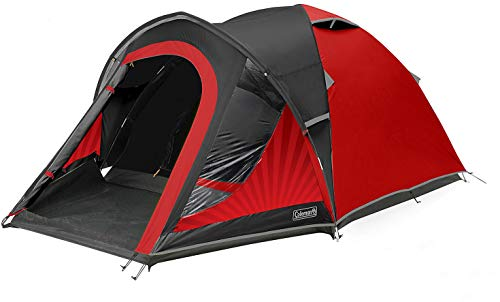 Coleman Camping Tent with Blackout Bedroom Technology