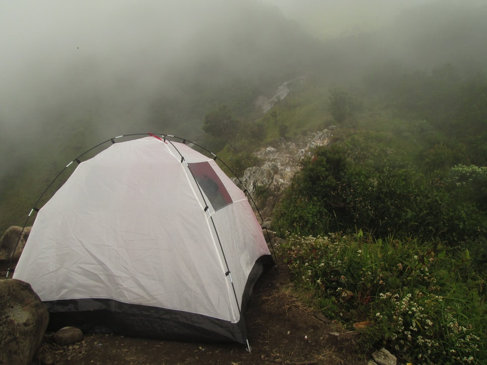 How to keep tents dry