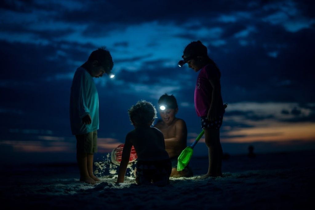 Let kids decide some camping activities