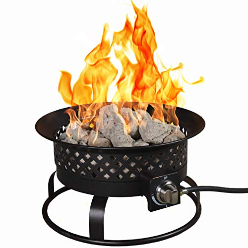 Portable Propane Camping Heater & Stove