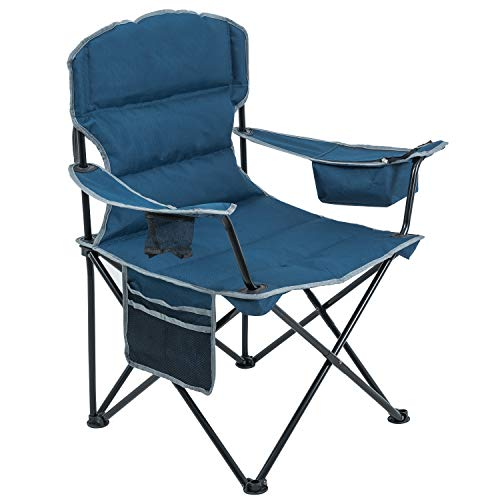 Best Camping Chairs With Lumbar Support