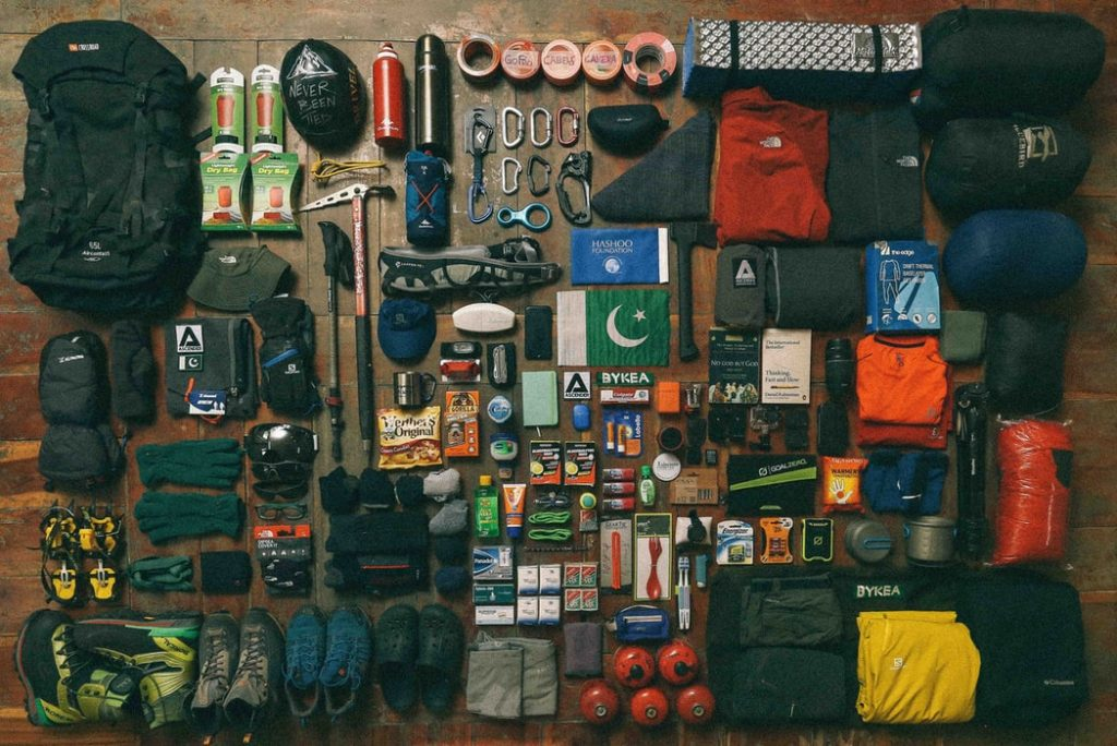 How To Pack Camping Gear For Flights