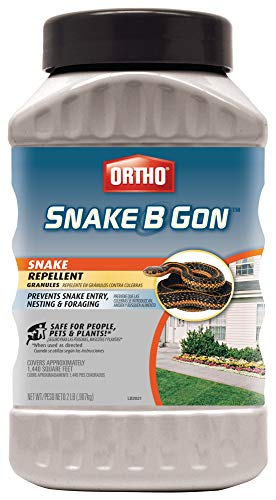 Snake Repellent to Avoid Snakes while Camping