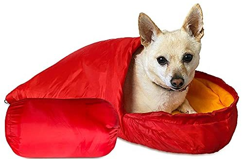 Sleeping Bag For Dogs While Camping