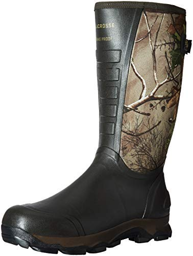 tall snake-proof boots