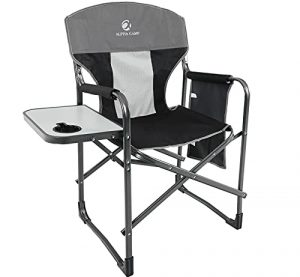 Best Alpha Camp Camping Directors Chair