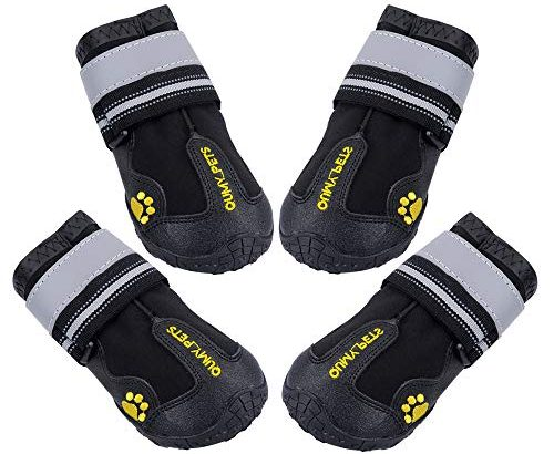 Waterproof Dog Boots For Camping