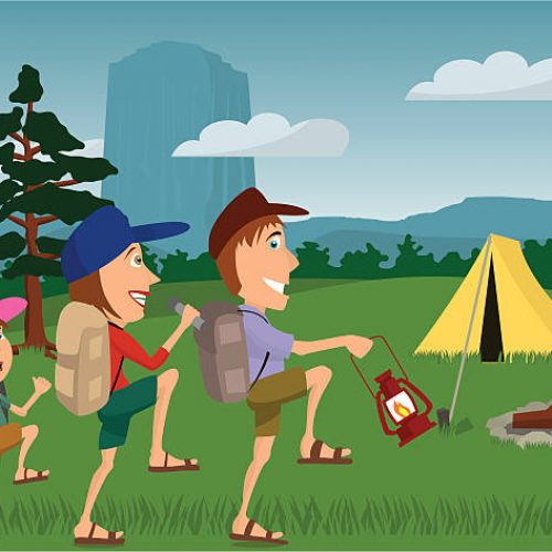 Prepare your kid for camping