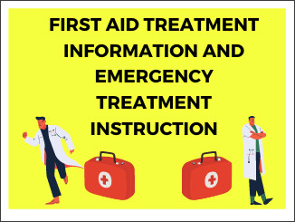 First-Aid-Treatment-Information-and-Emergency-Treatment-Instruction