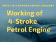 What is 4-Stroke Petrol Engine