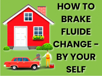 change your car brake oil at home
