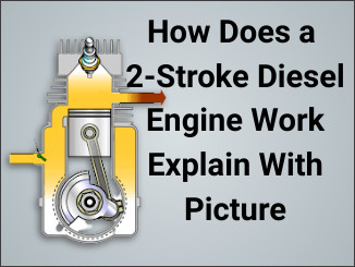 How Does a 2-Stroke Diesel Engine Work