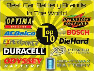 Best Car Battery Brands In The World