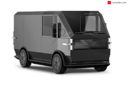 MULTI-PURPOSE DELIVERY VEHICLE BY CANOO