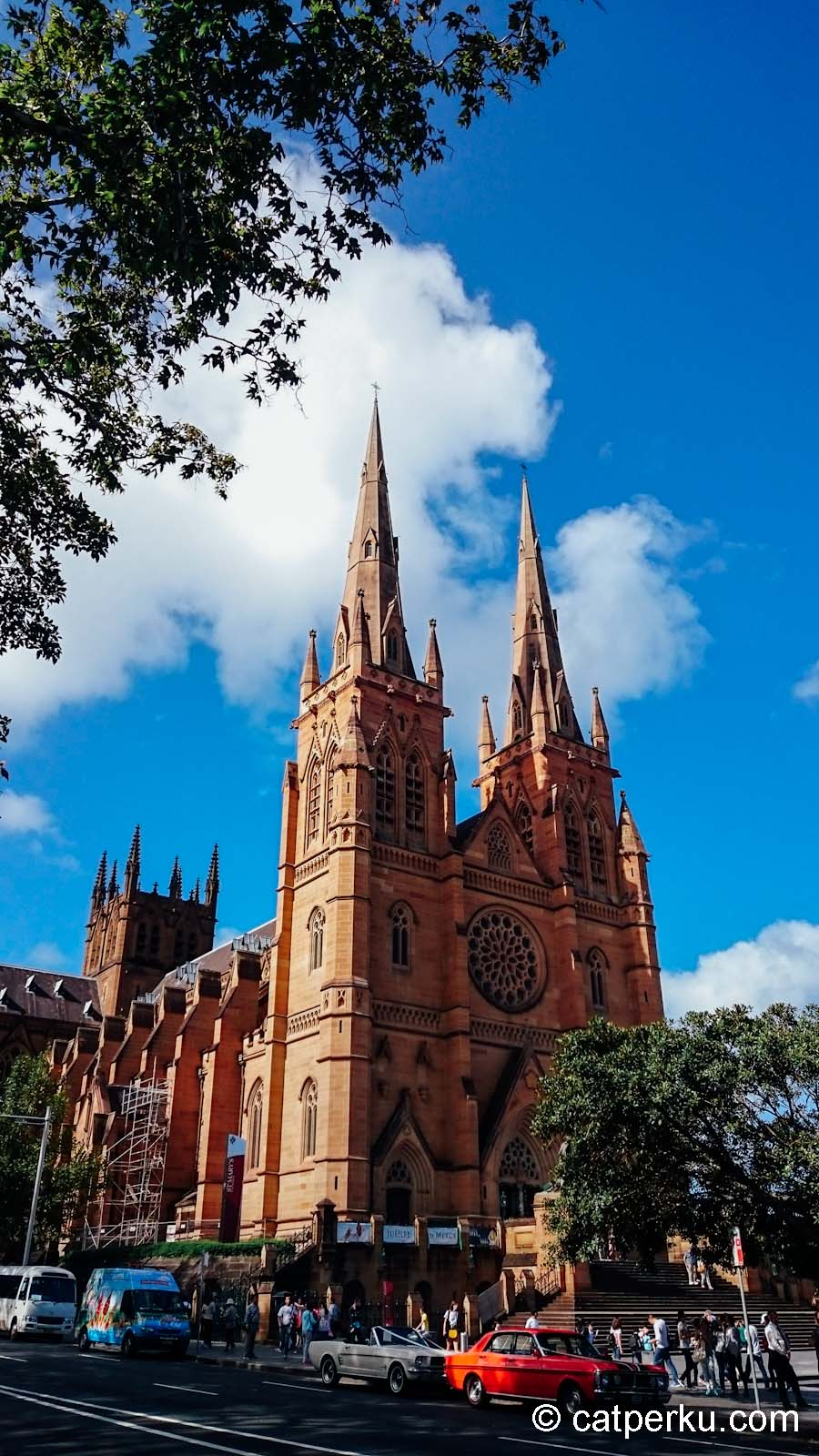 St Marry's Cathedral, Sydney