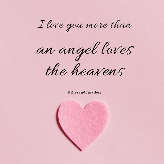 80 I Love You More Than Anything Quotes Sayings Messages