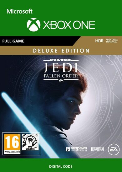 Star Wars Jedi: Fallen Order (Deluxe Edition) (Xbox One) Xbox Live Key GLOBAL