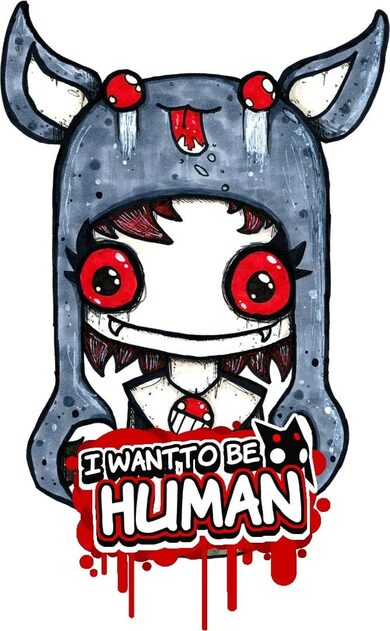 I Want To Be Human (PC) Steam Key GLOBAL