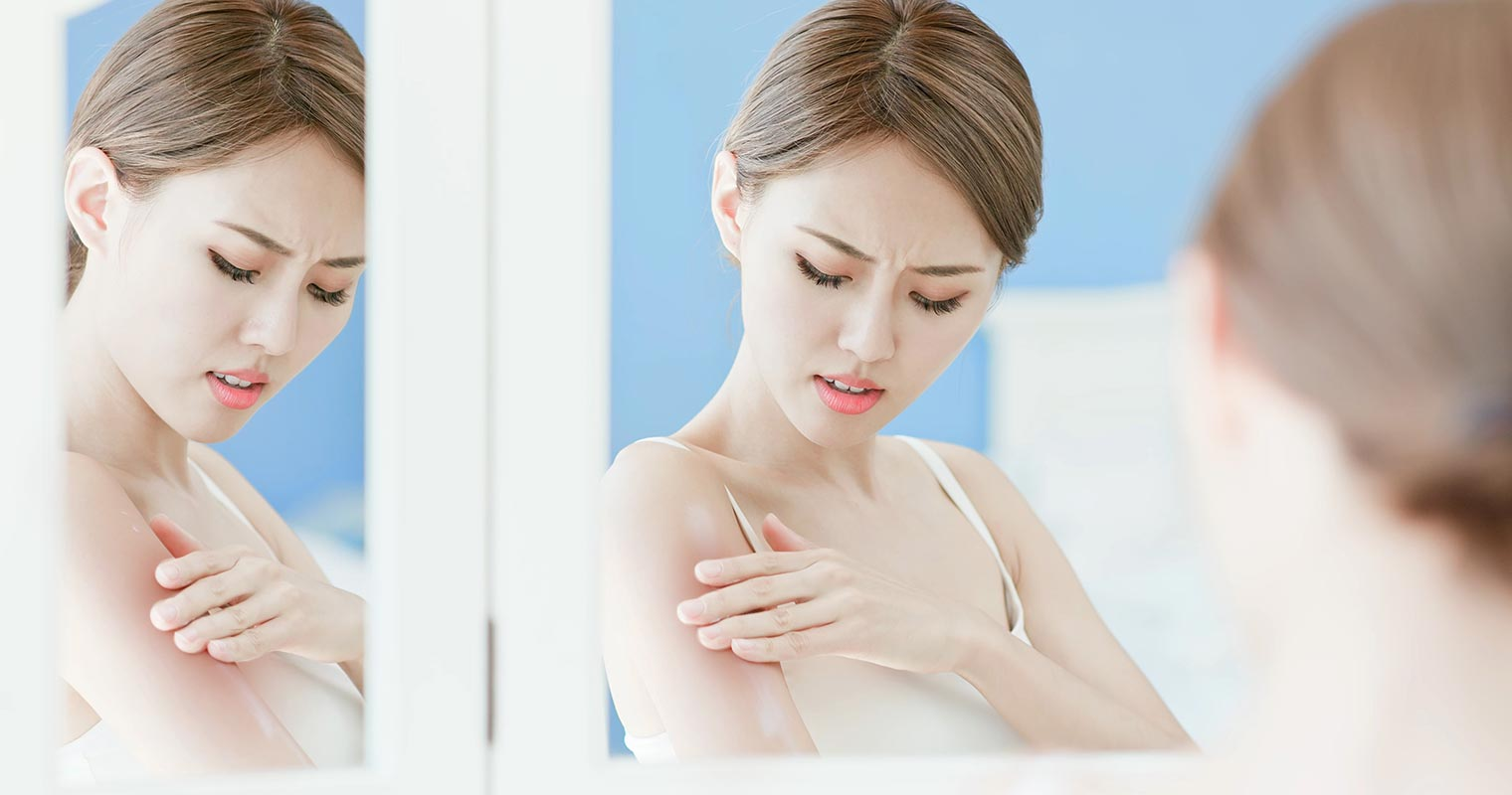Can probiotics help to heal skin conditions such as eczema, psoriasis and rosacea?