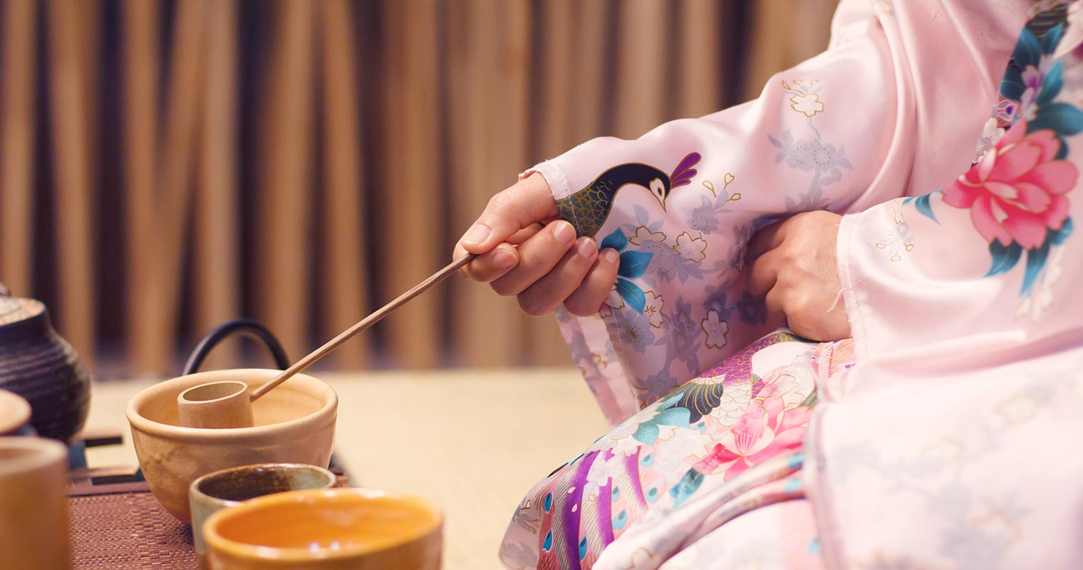The highest form of hospitality is found through Japanese culture of Omotenashi