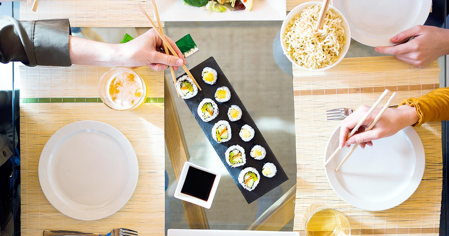 When you dine in Japan, it is rest assured that food safety is the best