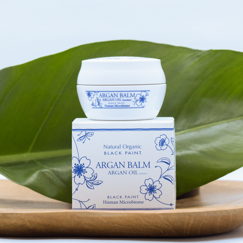 Argan Balm is a strong moisturizing balm, also for eyes & lips