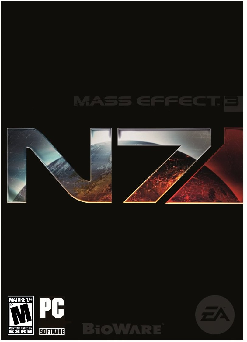 Mass Effect 3: N7 Deluxe Edition