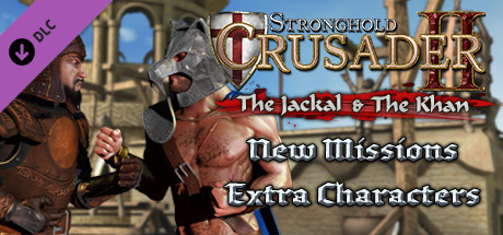 Stronghold Crusader 2 The Jackal and The Khan PC