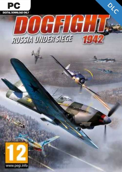 Dogfight 1942 Russia Under Siege PC