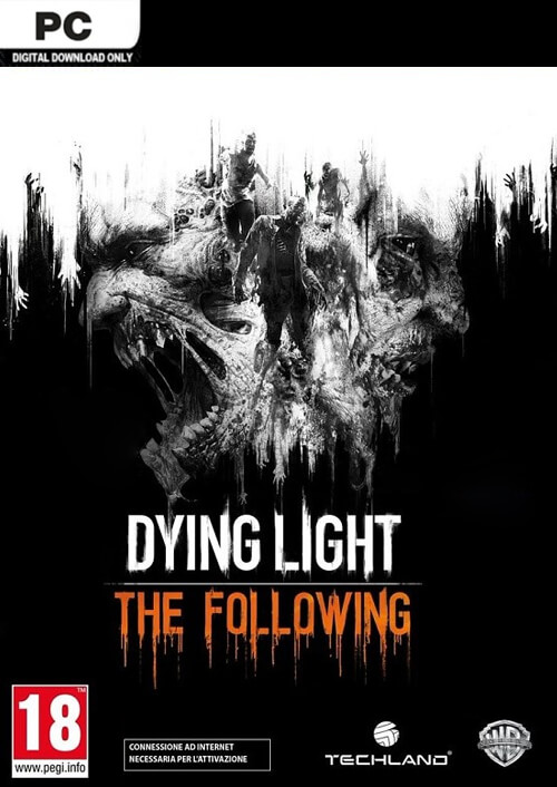 Dying Light: The Following Enhanced Edition PC