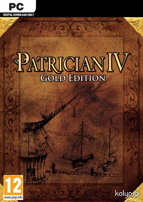 Patrician IV Gold Edition PC
