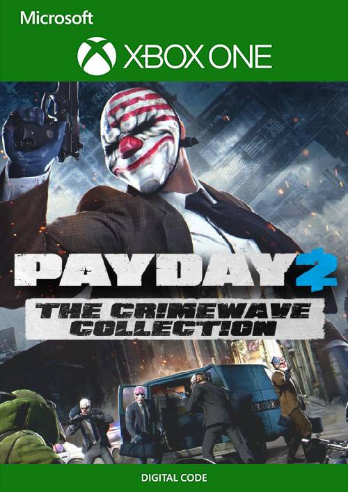 Payday 2 - The Crimewave Collection