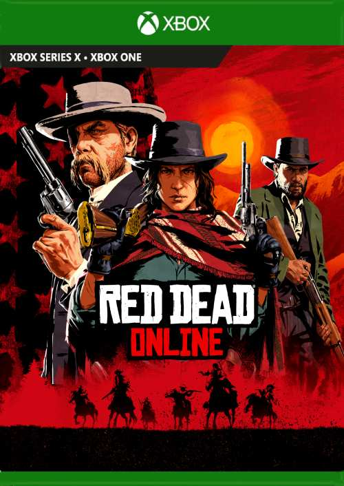 Red Dead Online Xbox One (US)